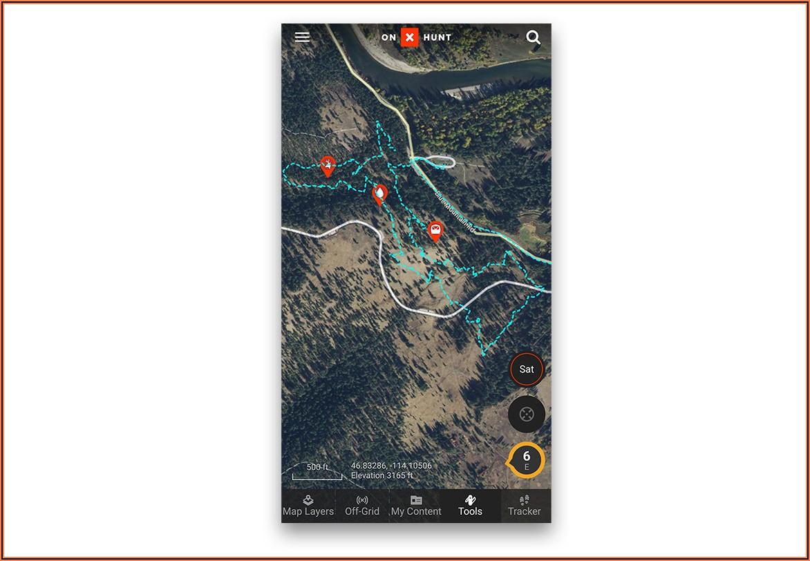 Onx Hunt Maps Canada