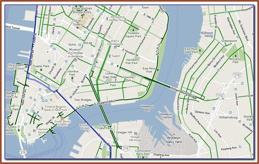 Recumbent Exercise Bike With Google Maps