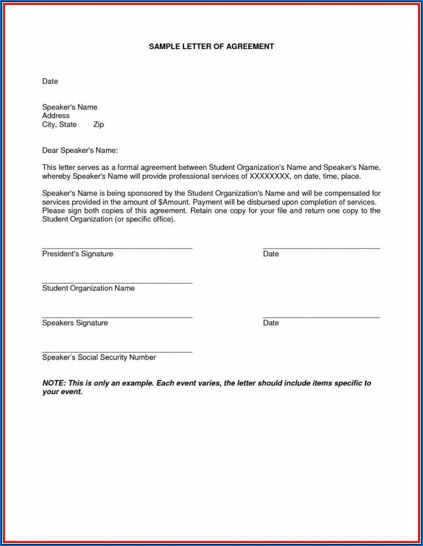 Sample Debt Settlement Agreement Template