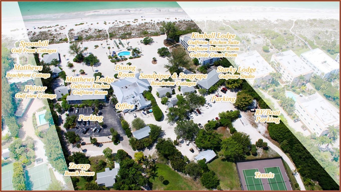 Sanibel Island Hotels Map