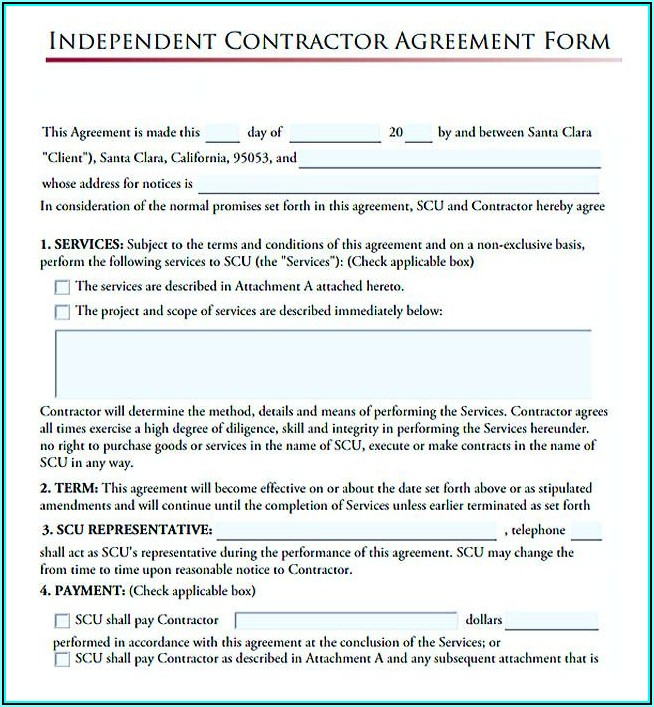 Subcontractor Workers Comp Waiver Form California