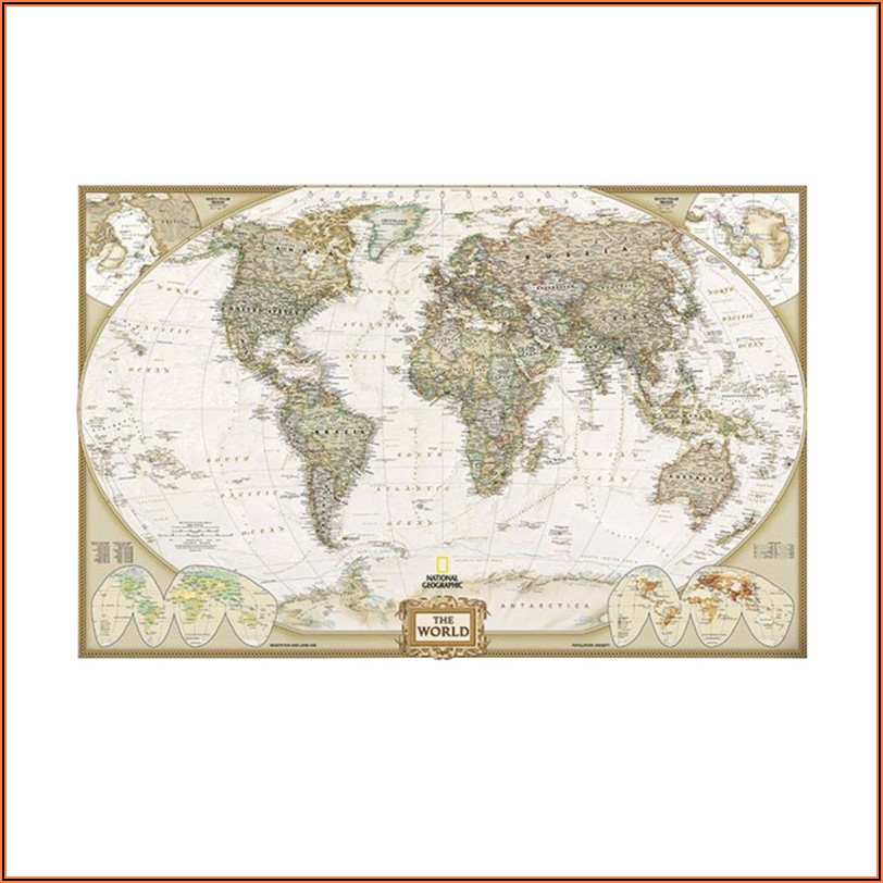 World Map Wall Sticker Ikea