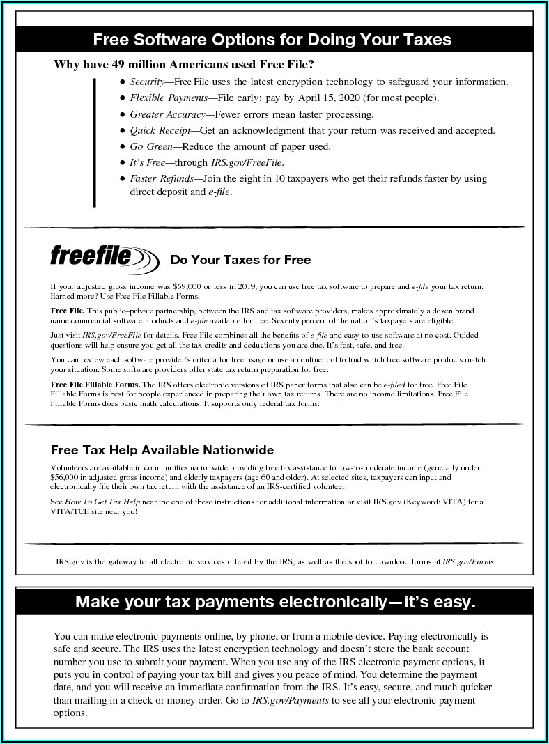 Www.irs.govfreefile Fillable Forms