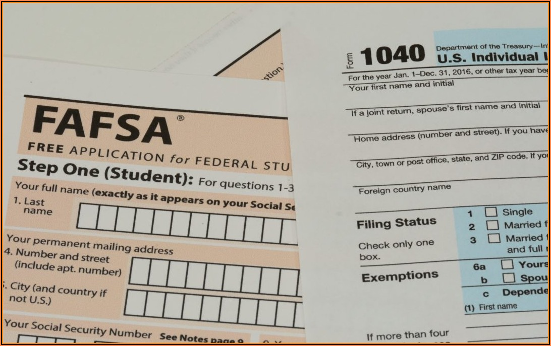 2016 Nj 1040 Tax Form