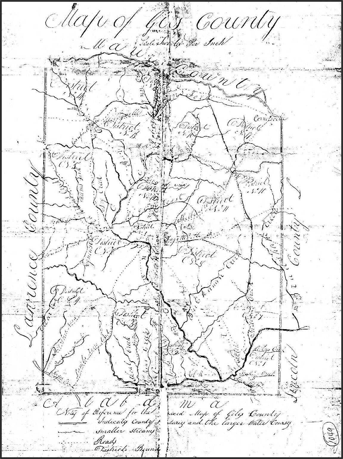 District Map Of Maury County Tn