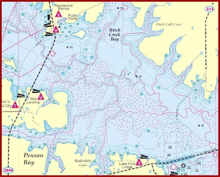 Fishing Hot Spots Maps Canada