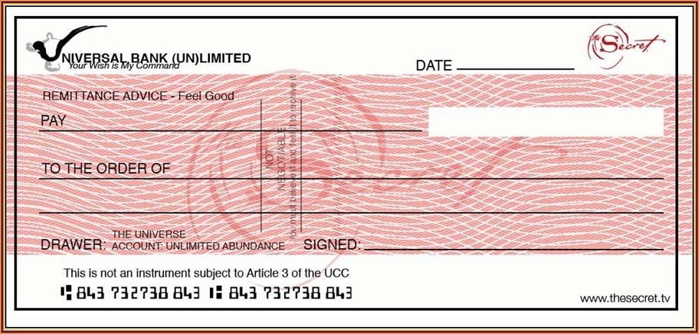Free Checkbook Register Form