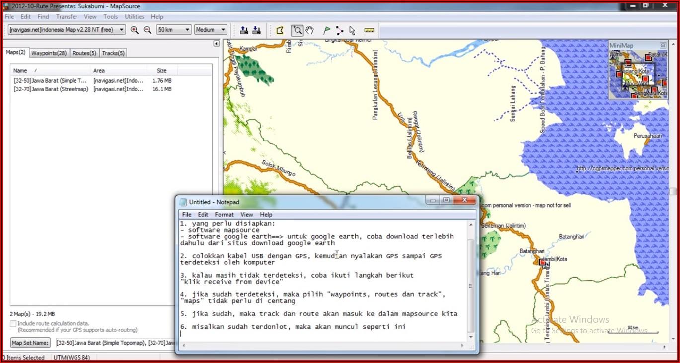 Garmin Etrex Mapsource Download