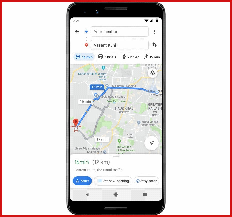 How To Track A Mobile Phone On Google Maps
