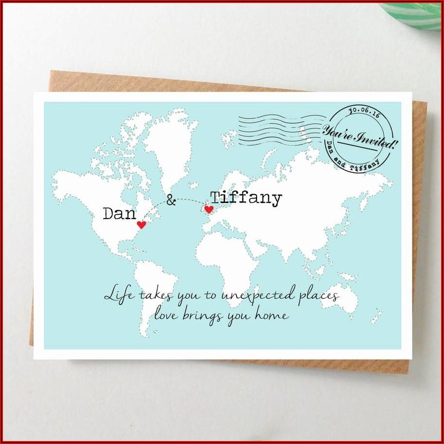 Invitation Map Creator