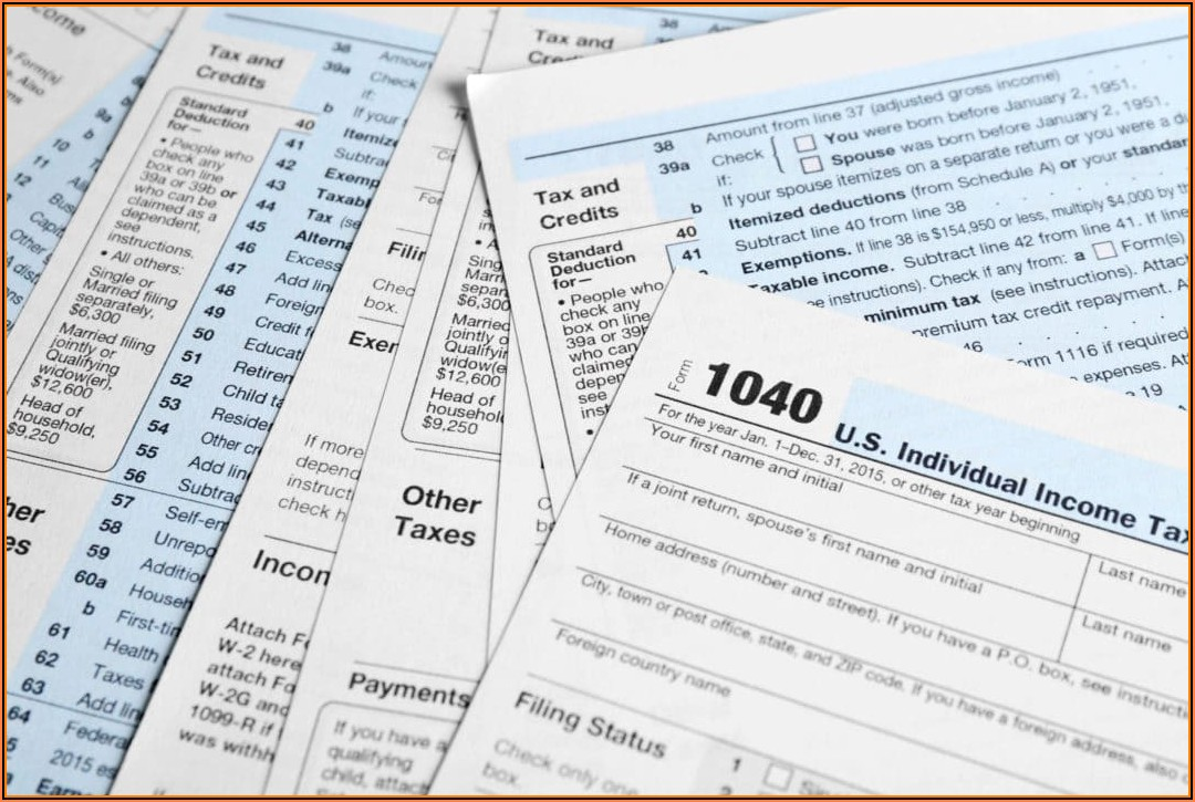 Irs Tax Form For Debt Forgiveness