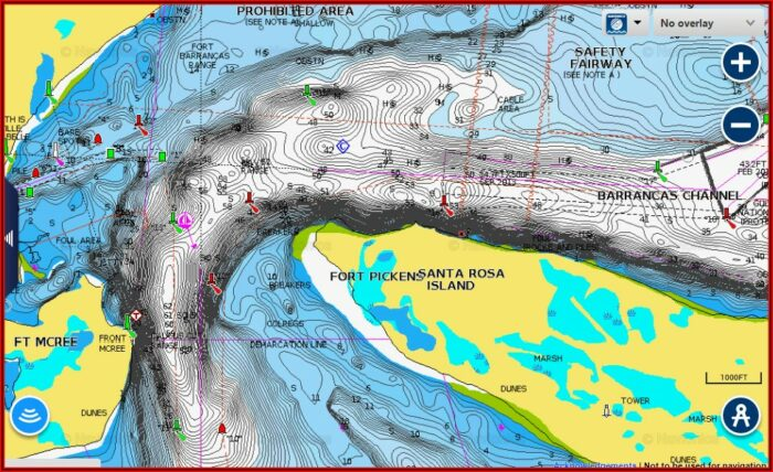 Maps For Humminbird