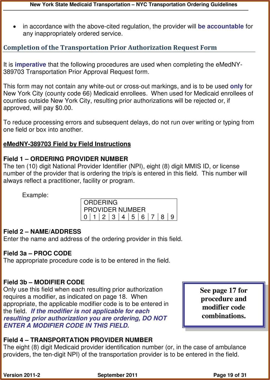 Qmb Application Form Ny