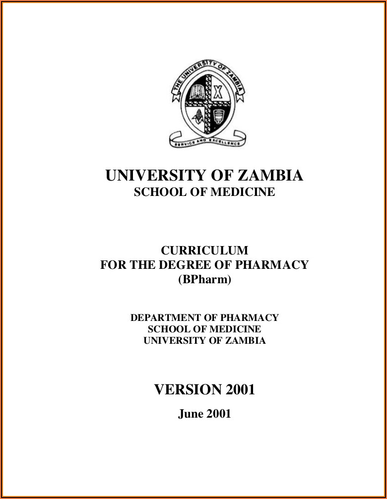 Unza Application Forms For 2019 Pdf