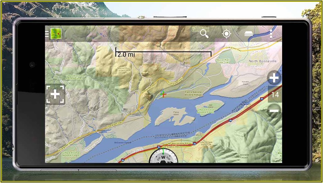 Best Hiking Map Software