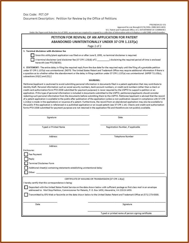 Child Care Enrollment Forms