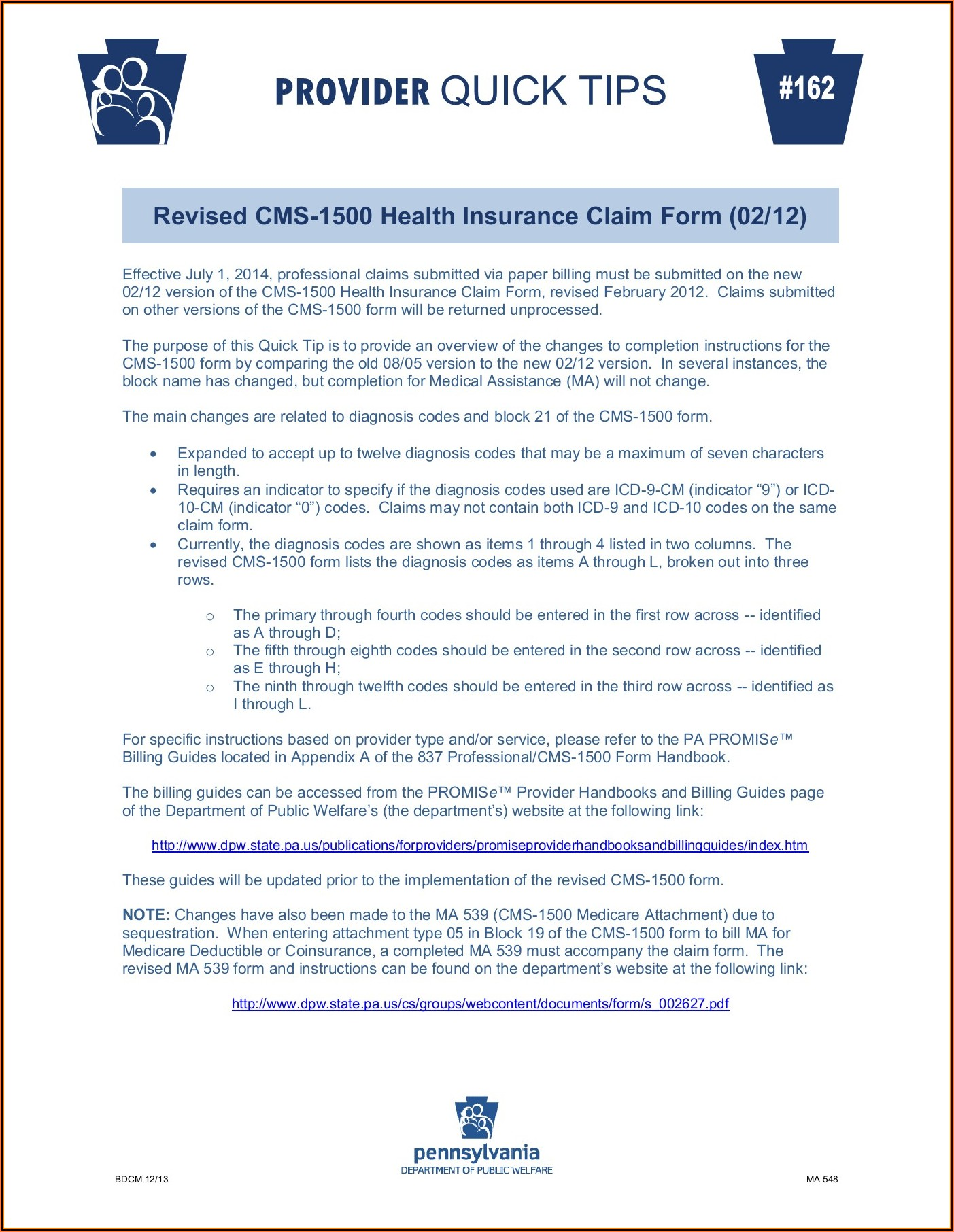 Cms 1500 Insurance Claim Form