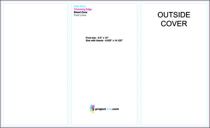 Downloadable Free Printable Brochure Templates