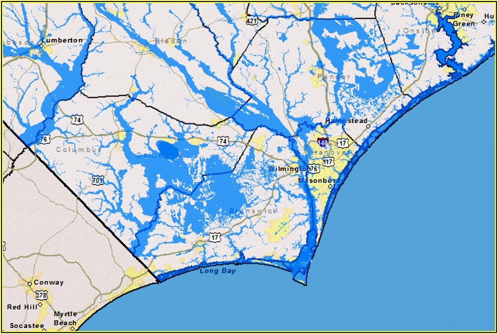 Flood Insurance Rate Map Nc