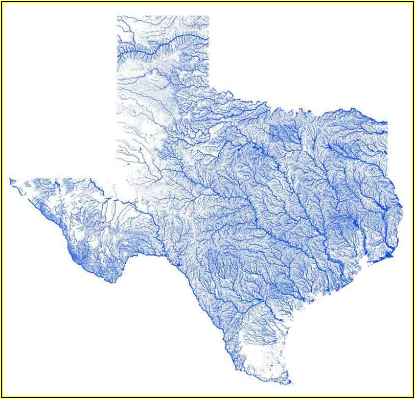 Flood Insurance Rate Map Texas