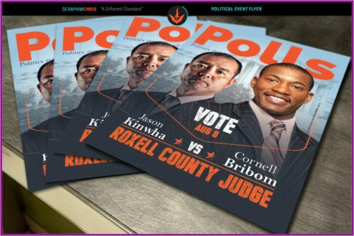 Free Political Brochure Templates