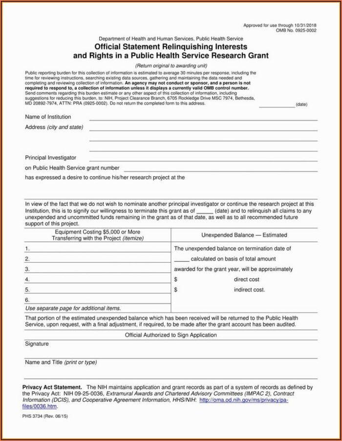 Free Temporary Child Custody Form