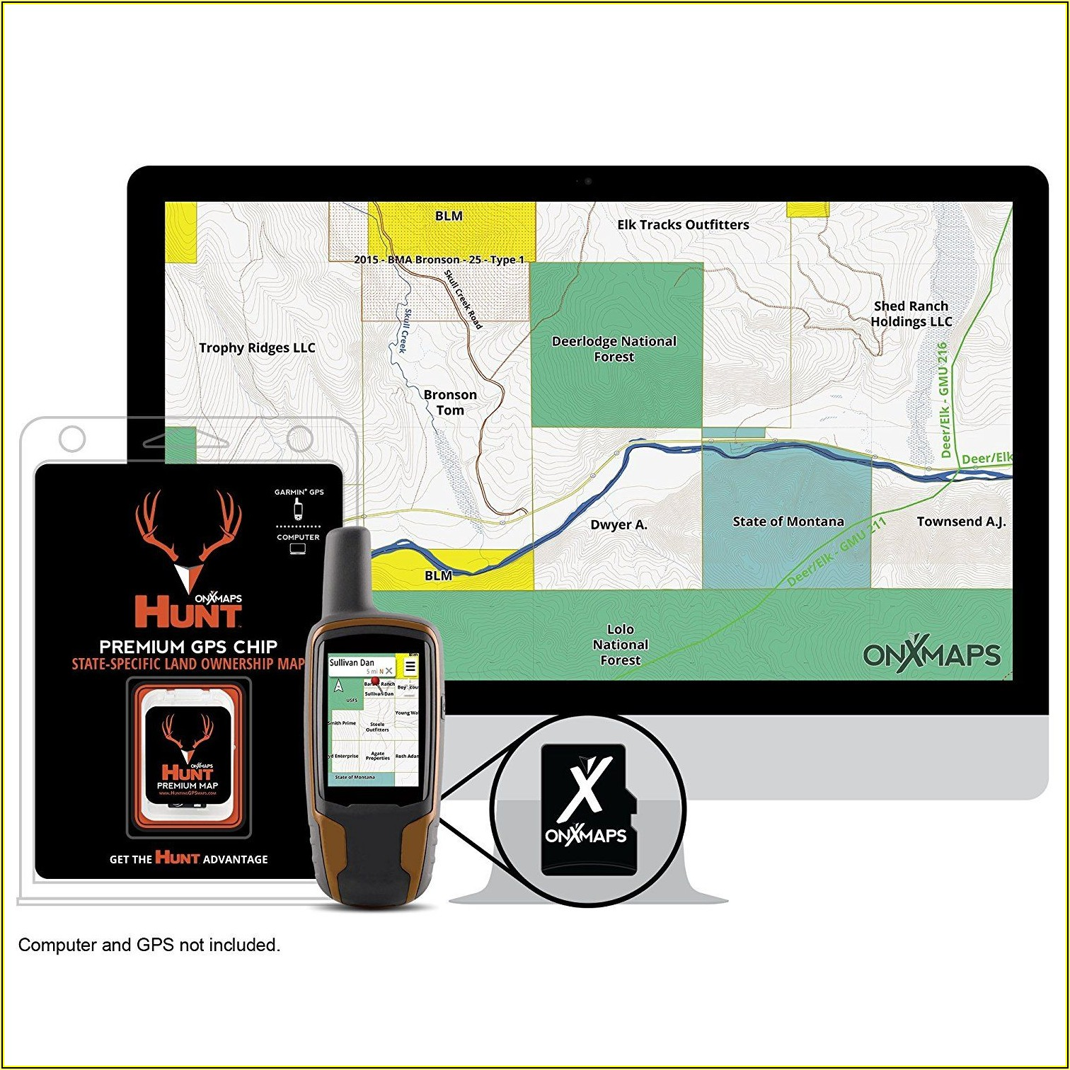 Free Topo Maps For Garmin Brand Gps Devices
