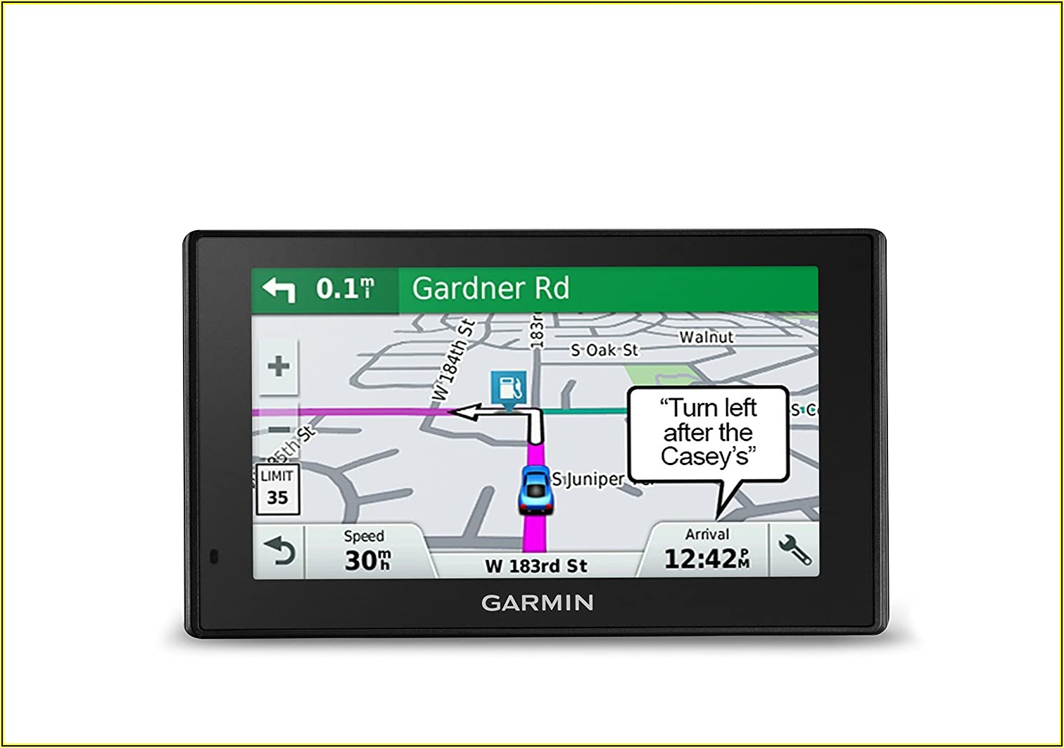 Garmin Drivesmart 50lmt 5 Gps With Lifetime Maps And Traffic