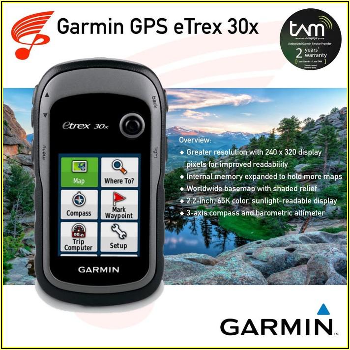 Garmin Etrex 30 Free Topo Maps