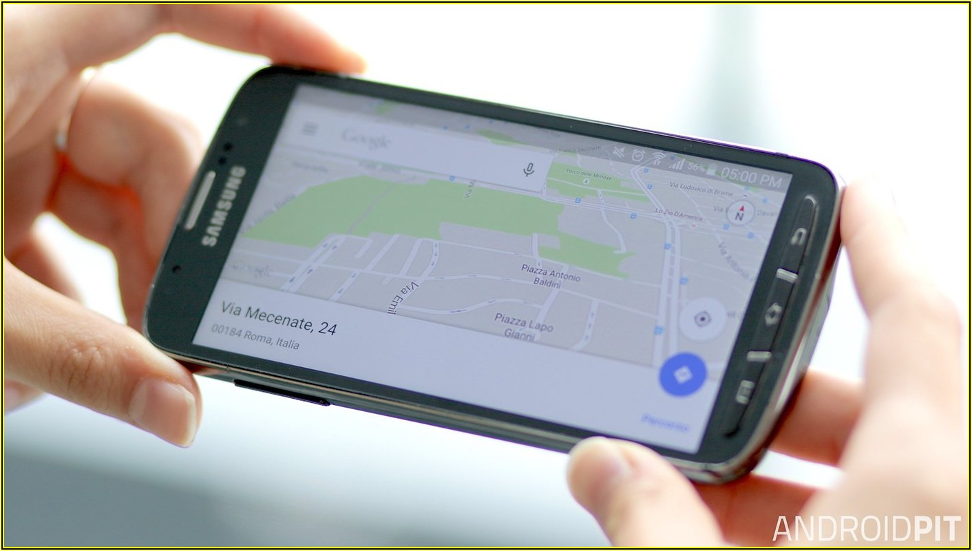 Google Maps Cell Phone Tracker Online