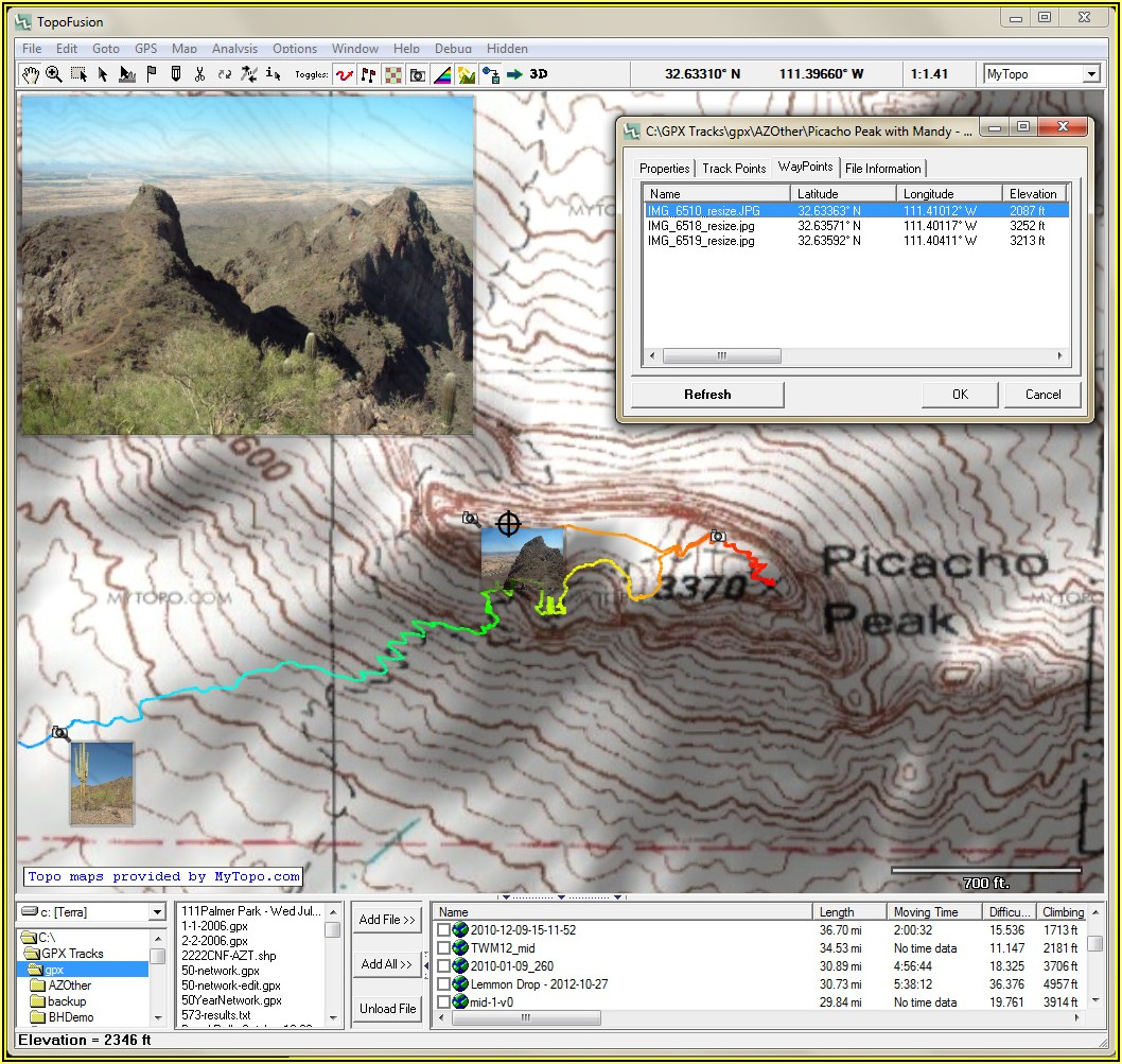 Gps Map Software Windows 10