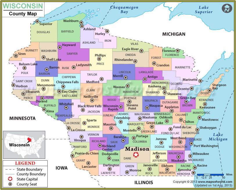 Nevada Road Map Atlas