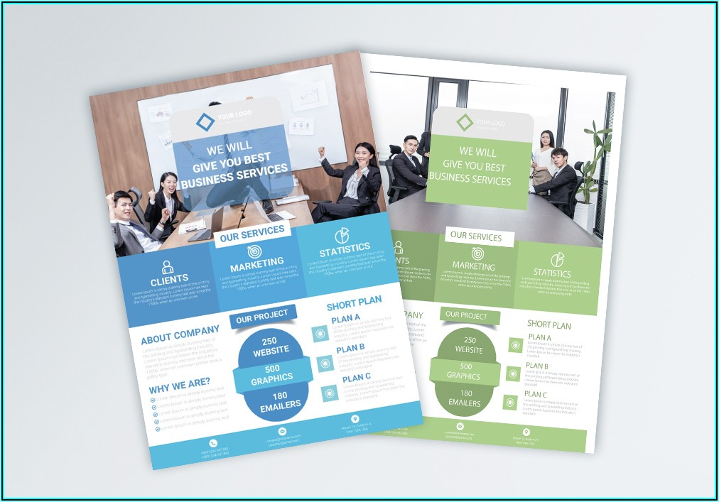 Simple Flyer Design Templates Free Download