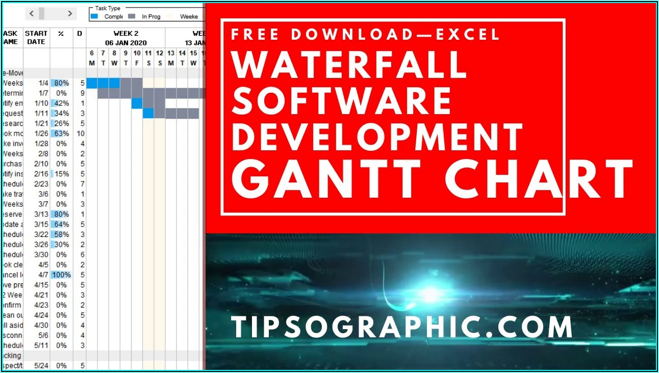 Software Development Plan Template Excel Download