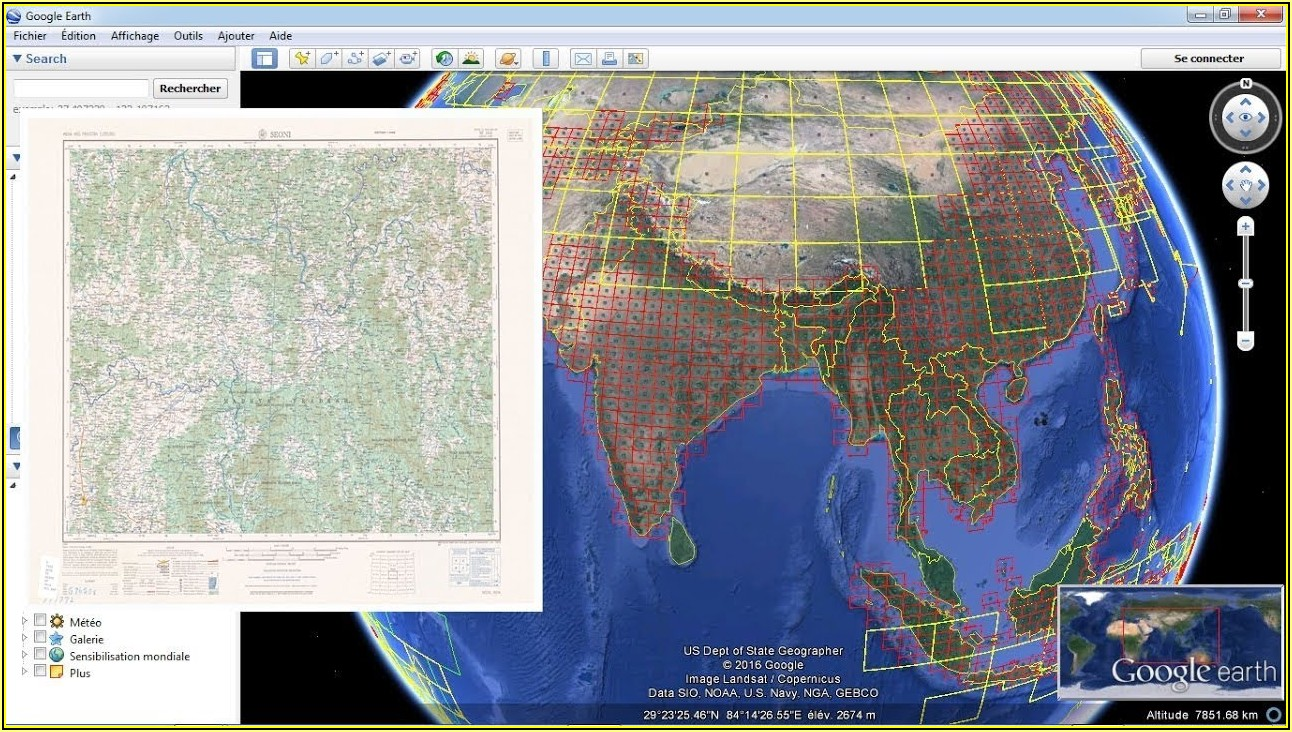 Topographic Map Maker Software Free