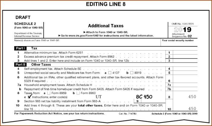 Www.irs.gov Forms 1040ez