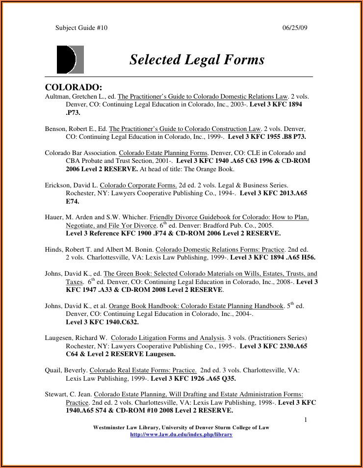 Am Jur Legal Forms 2d Online
