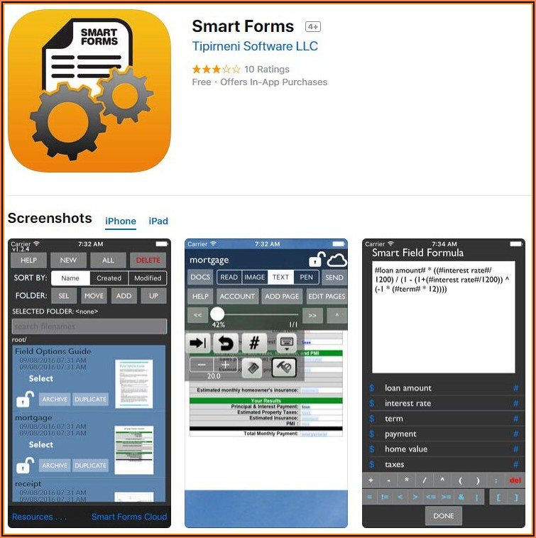 App To Fill Out Pdf Forms On Ipad