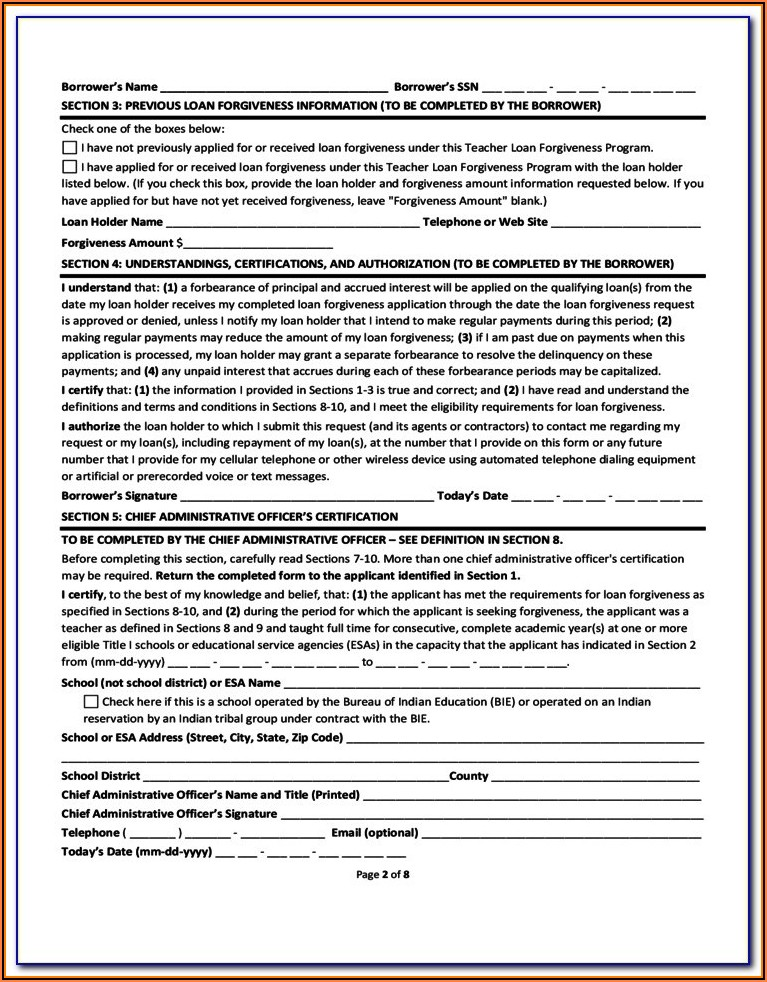 Cancellation Of Debt Form Irs