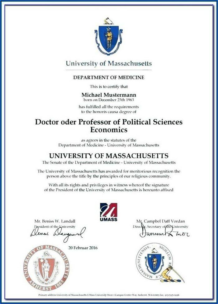 Free Diploma Seal Template