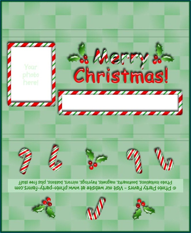 Free Printable Christmas Chocolate Bar Wrappers Templates