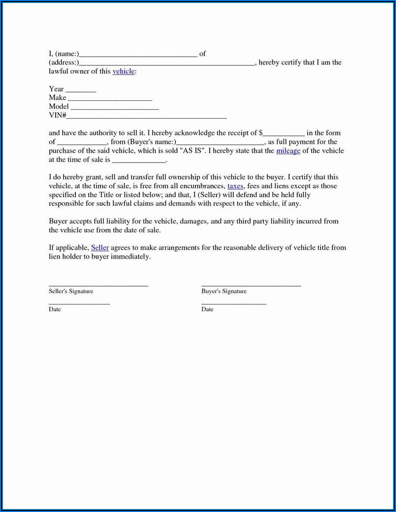 Free Yoga Waiver Form Template
