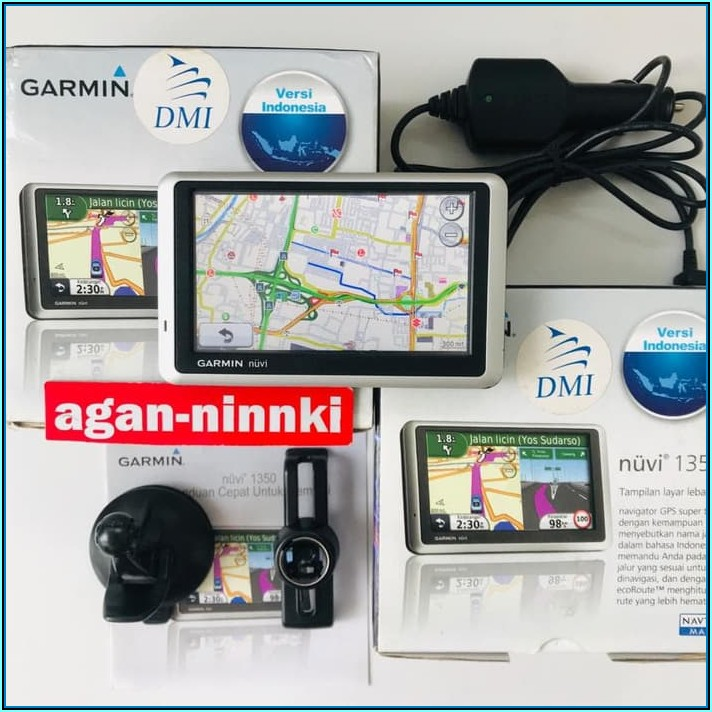Garmin Nuvi 1350 Map Update Discount Code