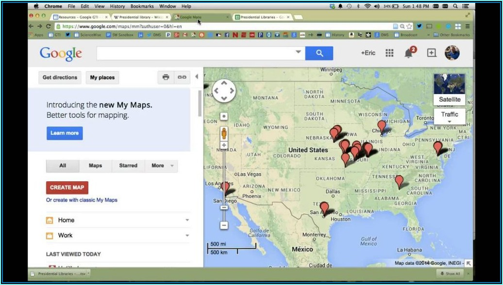 How To Map Sales Territories