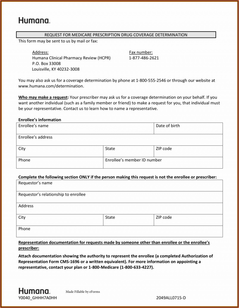 Medco Health Medicare Part D Prior Auth Form