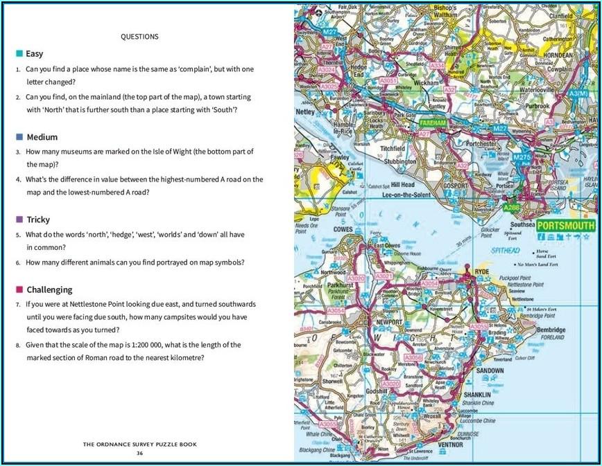 Ordnance Survey Maps Online Free