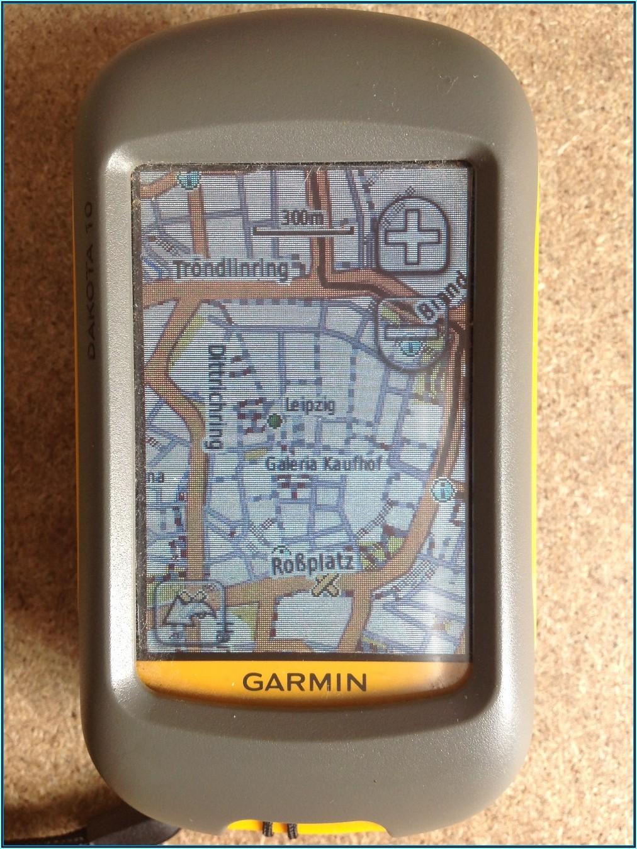 Osm Etrex 10 Maps