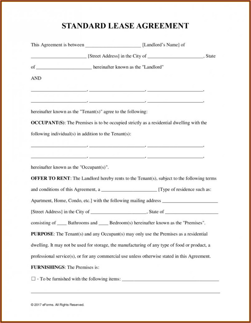 Salon Booth Rental Agreement Form