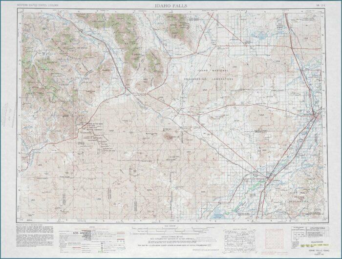 Topo Maps Idaho Usgs