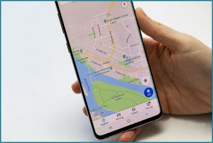 Track A Cell Phone Location With Google Maps